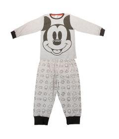 Pijama-Longo---Cinza-e-Preto---Mickey-Mouse---Disney---1