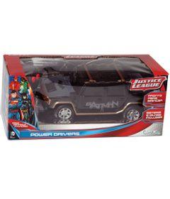 Carrinho-de-Controle-Remoto---Power-Drivers---DC-Comics---Liga-Da-Justica---Batman---Candide