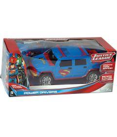 Carrinho-de-Controle-Remoto---Power-Drivers---DC-Comics---Liga-Da-Justica---Superman---Candide