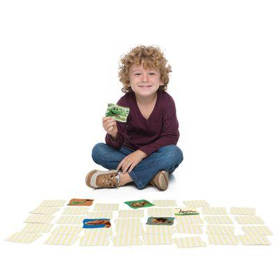 Jogo da Memória Grandão - O Bom Dinossauro - Toyster - Disney