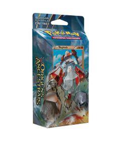 Deck-Pokemon---Starter-Deck---Pokemon-XY7---Origens-Ancestrais---Coracao-de-Pedra---Copag