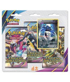 Jogo-Pokemon---Triple-Deck-Pokemon---XY7---Origens-Ancestrais---Malamar---Copag