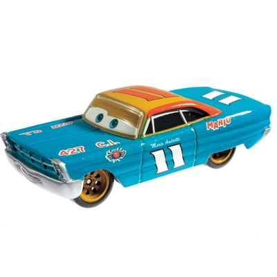 Carrinho-Cars---Veiculo-Basico-Diecast---Mario-Andretti---Mattel