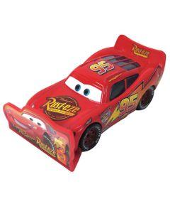Carrinho-Cars---Veiculo-Basico-Diecast---Relampago-McQueen-com-Placa---Mattel