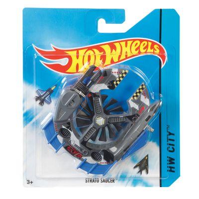 Avião Hot Wheels - Strato Saucer 2 - Mattel
