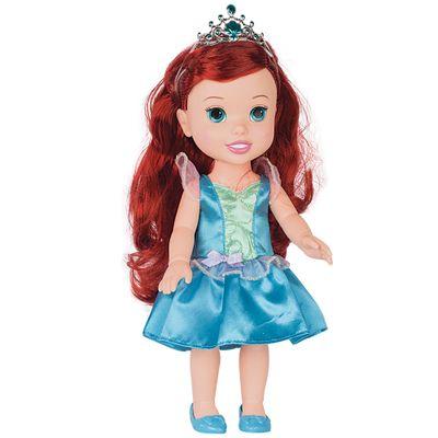 Boneca Clássica - Minha Primeira Princesa - Princesas Disney - Ariel - Mimo