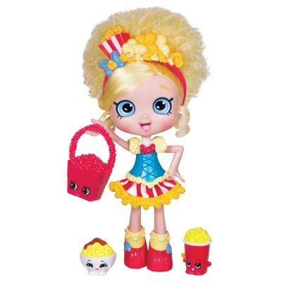 Mini Boneca Shopkins - Popete Shoppies - DTC