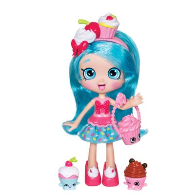 Mini Boneca Shopkins - Jessicake Shoppies - DTC