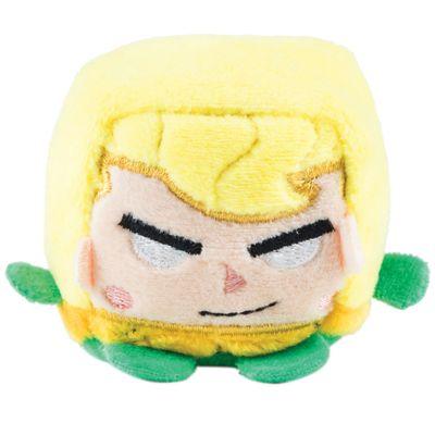 Mini Pelúcia - 5 cm - Cubomania - DC Comics - Liga da Justiça - Aquaman - Candide