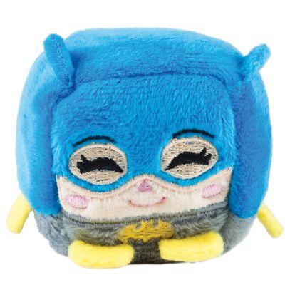 Mini Pelúcia - 5 cm - Cubomania - DC Comics - Liga da Justiça - Batgirl - Candide