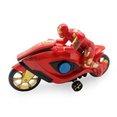 Moto de Fricção - Marvel Avengers - Iron Man - Toyng - Disney