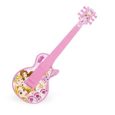 Guitarra Eletrônica Infantil - Princesas Disney - Toyng
