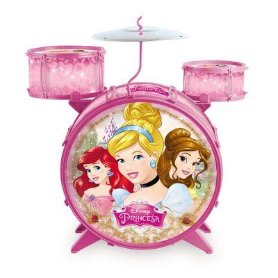 Bateria Infantil - Princesas Disney - Toyng