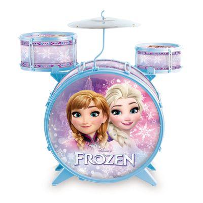 Bateria Infantil - Disney Frozen - Toyng