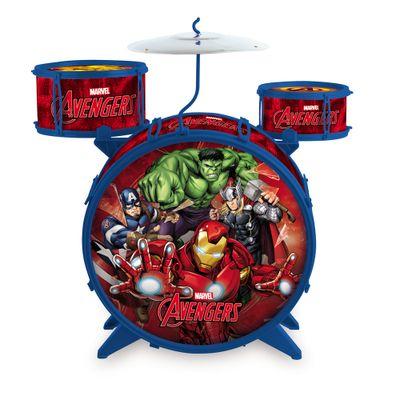 Bateria Infantil - Marvel - Avengers - Toyng