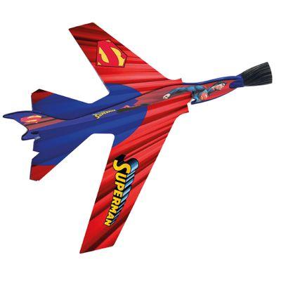 Lançador de Aviões - Hero Plane - DC Comics - Liga da Justiça - Superman - Candide