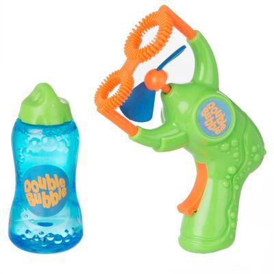 Lançador de Bolhas - Double Bubble - New Toys