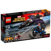 76047---LEGO-Super-Heroes---Marvel---Capitao-America---Guerra-Civil---Perseguicao-do-Pantera-Negra