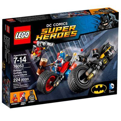 76053 - LEGO Super Heroes - DC Comics - Batman Perseguição em Gotham City
