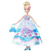 Boneca-com-Acessorios---Princesas-Disney---Lindos-Vestidos---Cinderela---Hasbro