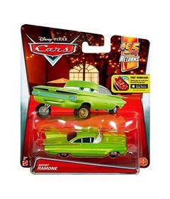 Carrinho-Cars---Veiculo-Basico-Diecast---Ramone-Artista---Mattel
