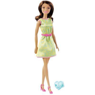 boneca-barbie-fashion-beauty-com-anel-vestido-amarelo-mattel