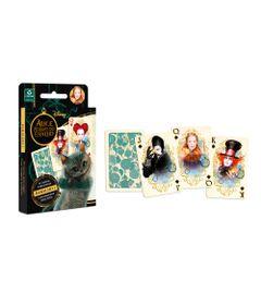 Jogo-de-Cartas---Baralho-com-Imagens-Ilustrativas---Alice-Atraves-do-Espelho---Serie-1---Copag