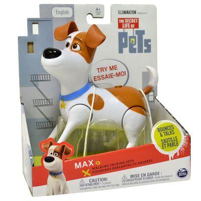 Figura com Sons - Pets - A Vida Secreta dos Bichos - Max - Sunny