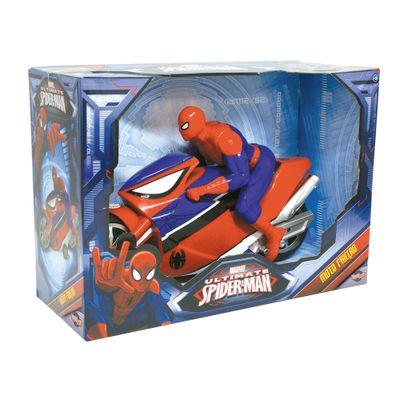 Moto de Fricção - Marvel - Spider-Man - Toyng