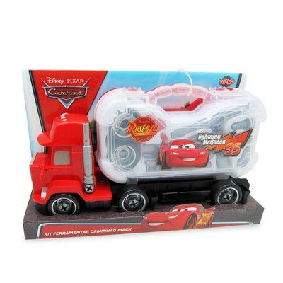 Caminhão de Ferramentas - Mack - Disney Cars - Toyng