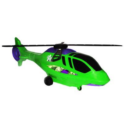 Helicóptero Roda Livre - Marvel - Avengers - Hulk - Toyng - Disney