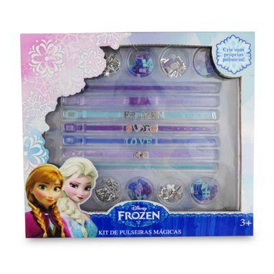 Kit de Pulseiras Mágicas - Disney Frozen - Toyng