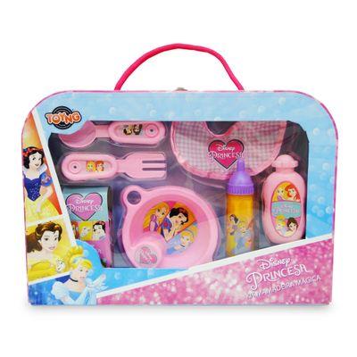 Conjunto Mamadeira Mágica - 7 peças - Disney Princesas - Toyng