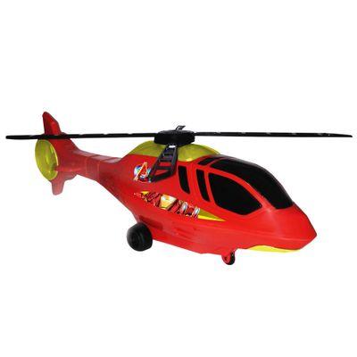 Helicóptero Roda Livre - Marvel - Avengers - Iron Man - Toyng - Disney