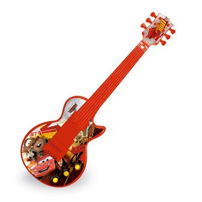 Guitarra Eletrônica Infantil - Disney Cars - Toyng