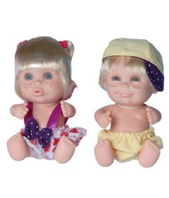 Bonecas-Bebe---Babies-Expressoes-Gemeos---Candide