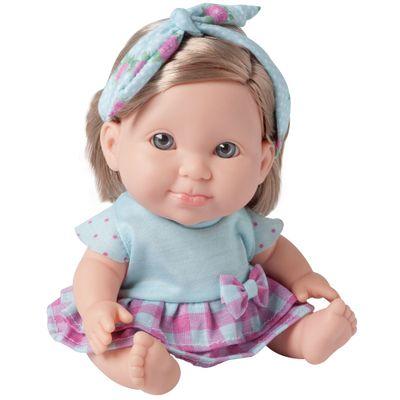 Boneca Bebê - Betsy Doll - Um dia no Pediatra - Candide