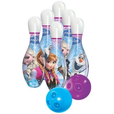 Jogo de Boliche - Disney Frozen - Líder