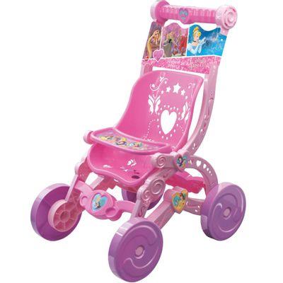 Carrinho de Boneca - Princesas Disney - Líder