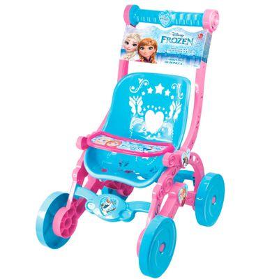 Carrinho de Boneca - Disney Frozen - Líder