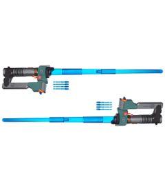 Exclusivo-Mega-Fabrica---Kit-com-2-Sabres-de-Luz-Eletronicos-2-em-1---Star-Wars-Rebels---Ezra-Bridger---Sabre-e-Pistola---Hasbro