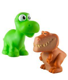 Exclusivo-Mega-Fabrica---Kit-com-Brinquedos-de-Banho---Disney---O-Bom-Dinossauro---Arlo-e-Butch---Sunny