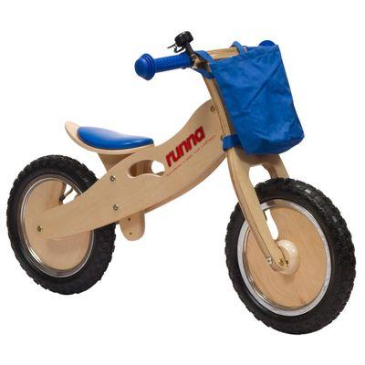 Bicicleta ARO 12 - Runna Bike - Azul - Fern