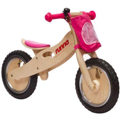 Bicicleta ARO 12 - Runna Bike - Rosa - Fern
