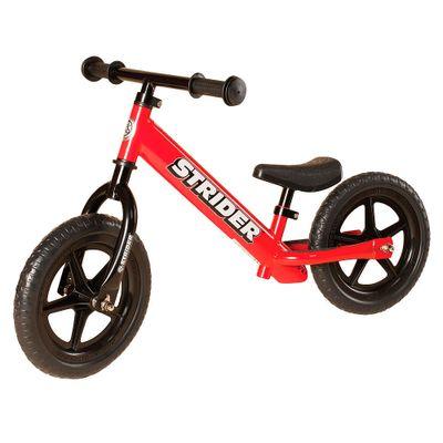 Bicicleta ARO 12 - Stride Bike - Vermelha - Fern