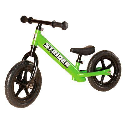 Bicicleta ARO 12 - Stride Bike - Verde - Fern