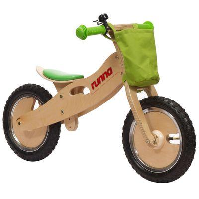 Bicicleta ARO 12 - Runna Bike - Verde - Fern
