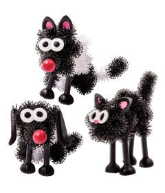 Figuras-Sortidas---Bunchems-Coloridos---Pets-Animaux---Sunny
