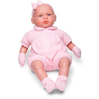 Boneca - Bebê Real - Roma Jensen