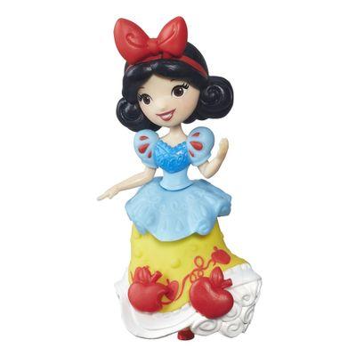 Mini-Boneca-com-Acessorios---Disney-Princesas---Little-Kingdom---Branca-de-Neve---Hasbro